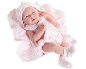 Jc Juguetes La Recién Nacido Pretty In Pink Conjunto De