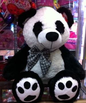 Oso Panda De Peluche Plush Grande Entrega Inmediata