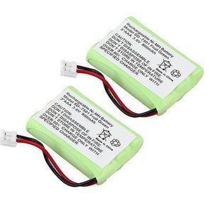 2 X Batería Teléfono Inalámbrico Para Motorola Sd-