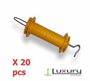 Aislador Para Cerca Eléctrica Manigueta X 20pcs