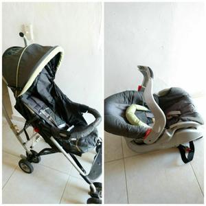Coche Y Silla para Bebe Marca Graco
