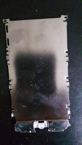 Cubierta Metalica Interior Ipod Touch 5 Generacion Como Nuev