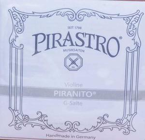 Encordado Para Violín Marca Pirastro Piranito