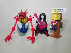 Figuras Yugioh Mario Bros