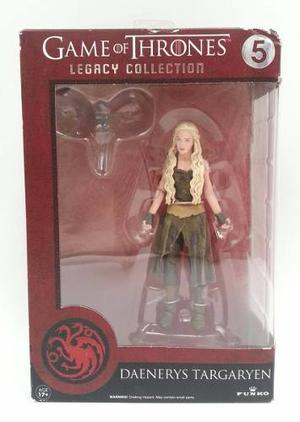 Game Of Thrones Daenerys Targaryen Figura Funko Legacy