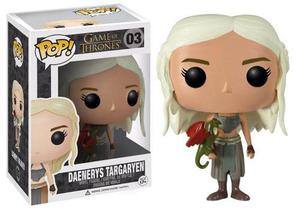Game Of Thrones Daenerys Targaryen Figura Funko Pop