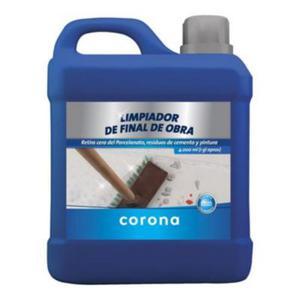 Limpiador De Final De Obra X  Cm3 Corona