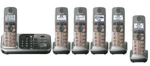 Panasonic Kx-tgs 6 Auriculares Dect 6.0 Bluetooth