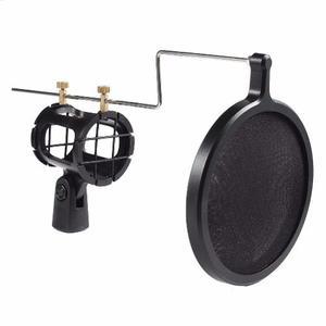 Suspensión Elástica Para Micrófono