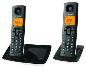 Telefono Inalambrico Par Alcatel Identificador E100 Duo Dect