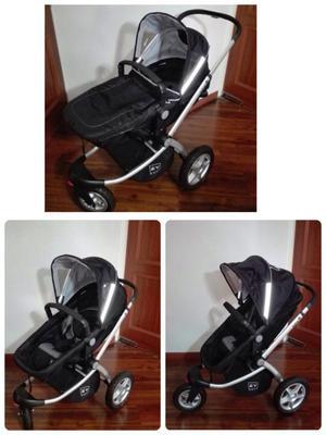 Vendo coche Safety y silla para el carro marca Maxicosi