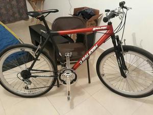 Bicicleta Todo Terreno Recien Modificada