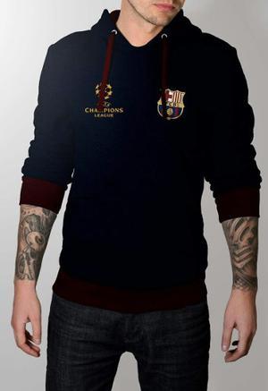 Buso Barcelona F.c Fan Con Capota