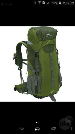 Camping Maleta Backpack Viaje