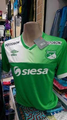 Conjunto Del Deportivo Cali  Verde Y Blanca