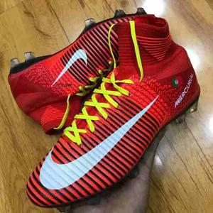 Guayos Nike Mercurial Cr7 Sintetica Cesped Futbol Sala