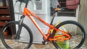 Vendo Bicicleta Marca Venzo Cómo Nueva