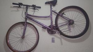 vendo bicicleta todo terreno para mujer