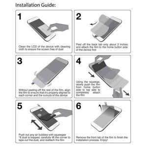 2 X Templado Vidrio Protector De Pantalla Para Amazon Kindle
