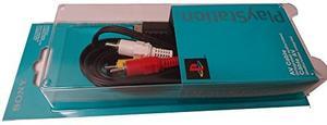 Cable Av Para Playstation, Ps One, Playstation 2 Amp; Plays