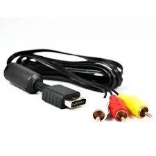 Cable De Audio Y Vídeo Para Playstation, 1.2.3