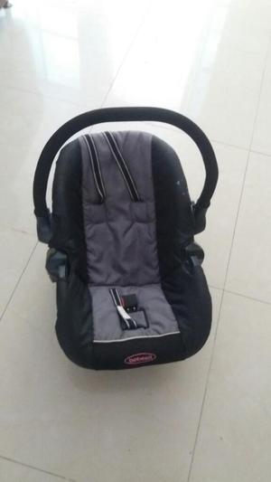 Coche Bebesit Jogger Fox. con Porta Bebé