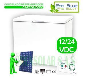 Congelador Solar  Vdc 210 Litros Bajo Consumo Electrico