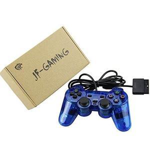 Control Por Cable Doble Shock Para Playstation 2 Ps2