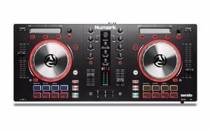 Controlador Dj Numark Mixtrack Pro 3 + Serato Dj