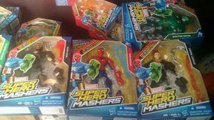 Juguete Marvel Super Hero Mashers