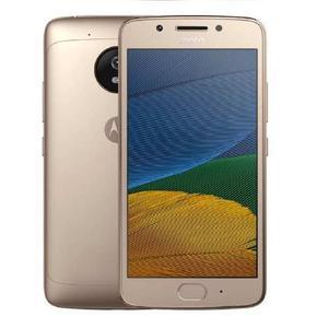 Motorola Moto G5 Gold 32gb Cam 13mpx Lector Huellas Metalico