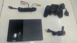 Play Station 2 Ps2 + 1 Control + Memory Card + 5 Juegos