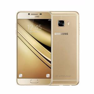 Samsung Galaxy C5 Dorado 32gb Lte Ram 4gb Metalico Huellas