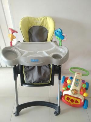 Silla Comedor para Bebé Marca Infanti