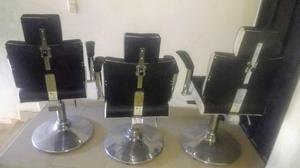 Bases hidraulicas para peluqueria posot class - Sillas de espera para peluqueria ...