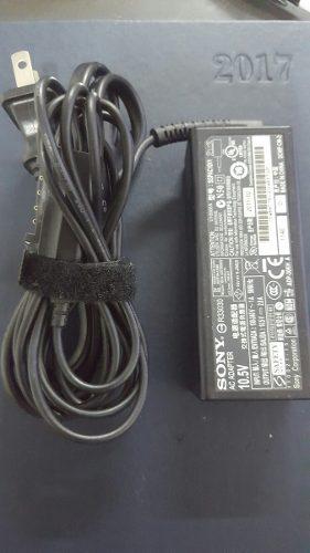 Tablet Sony Sgpt112co/s Cargador Original Para Repuesto