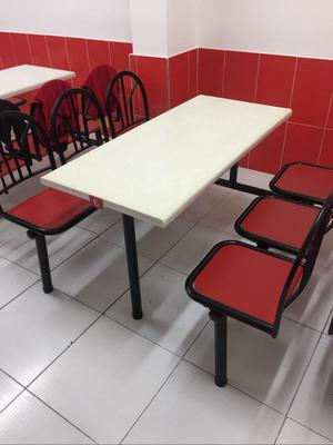 Muebles Restaurante 4 Puestos Wimpy Bogot Posot Class # Fabrica De Muebles Wimpy