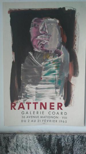 Afiche de...RATTNER.....