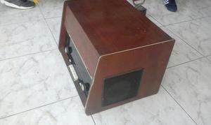 Antiguo Radio Rocola Philips