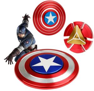 Spinner Iron Man Spinner Capitán América