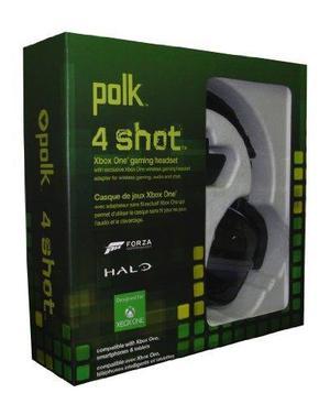 Auricular Polk Audio Para Xbox One