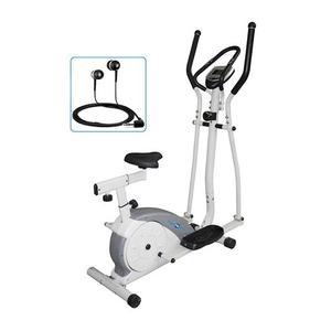 Eliptica Magnetica 6.3ah C/silla Sport Fitness