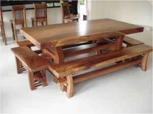 Muebles de comedor rusticos comedores bogot posot class - Muebles de comedor rusticos ...
