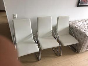 Sacabocados de golpe para cuero en acero usados posot class for Sillas para comedor modernas bogota