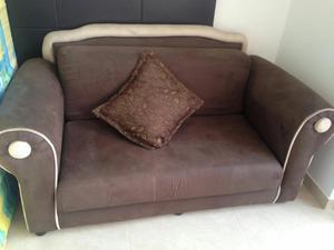 Vendo juego de sala con sofa cama posot class for Vendo sofa cama 2 plazas