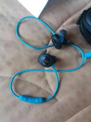 Audifonos Sound Sport Bosé Estuche
