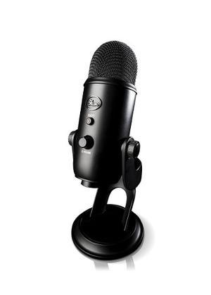 Blue Yeti Micrófono De Escritorio Usb + Soporte Envío
