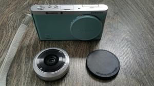 Camara Samsung Nx Mini Green