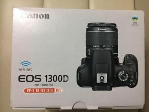 Cámara Canon Rebel D / T6 Eos WiFi