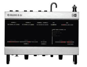 Interface de Audio, Audio 8, Native Instruments